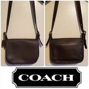 "Coach vintage leather ""Patricia's Legacy """